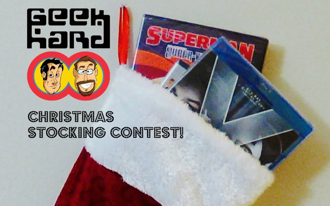 2017 Geek Hard Christmas Stocking Contest: We Have A Winner!