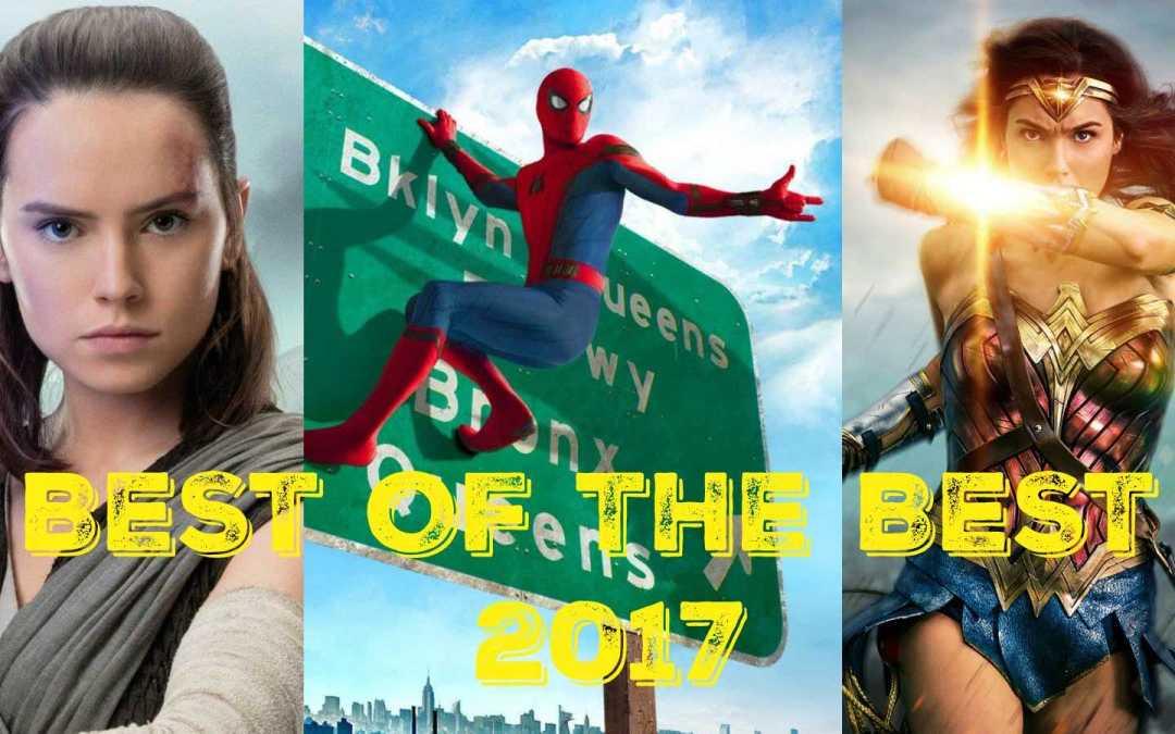 This Week's Episode of Geek Hard (01-05-2018): Best of the Best of 2017