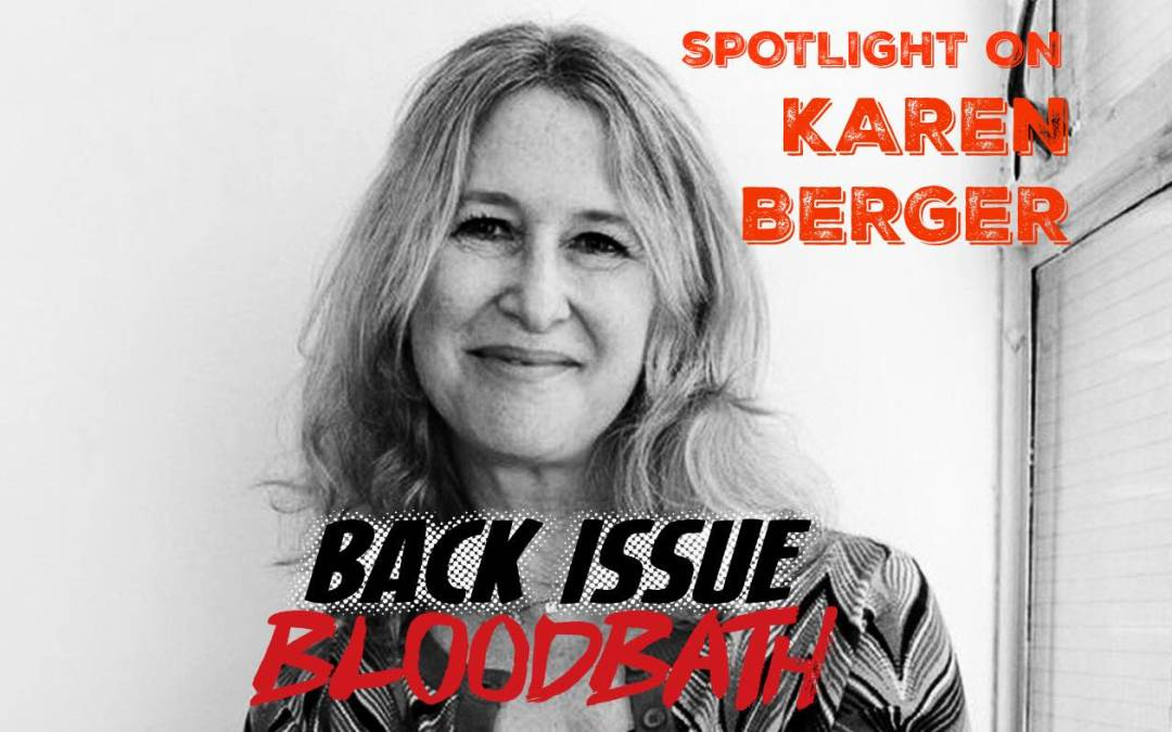 Back Issue Bloodbath Episode 138: Spotlight on Karen Berger