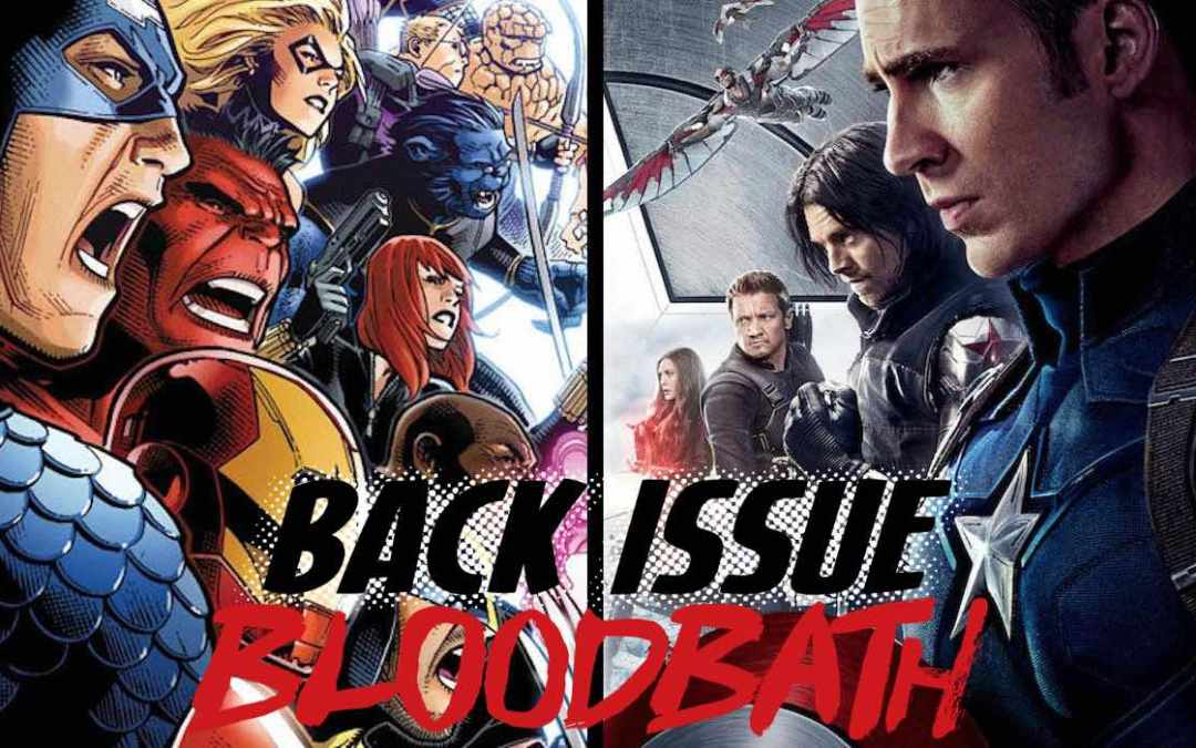 Back Issue Bloodbath Episode 139: Have the Marvel Movies helped Marvel Comics?