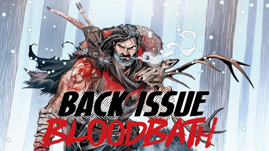 Back Issue Bloodbath Episode 164: Klaus by Grant Morrison and Dan Mora