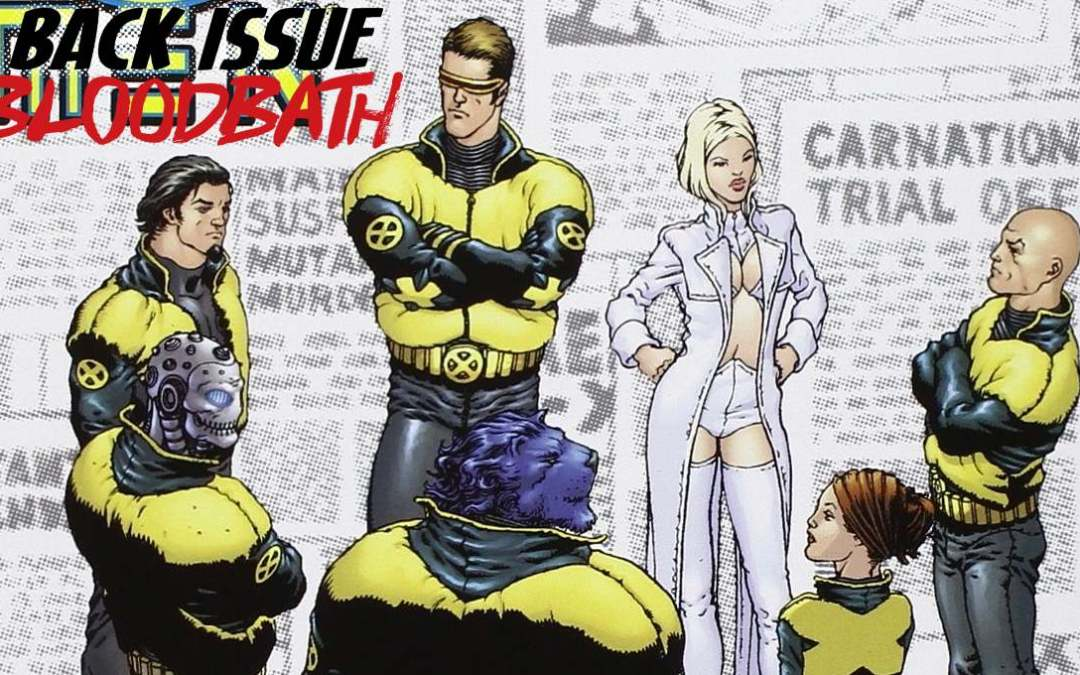 Back Issue Bloodbath Episode 167: Grant Morrison's New X-Men