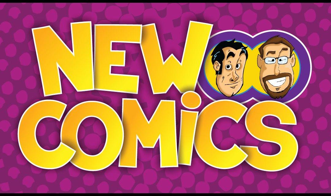New Comics (07-10-2019)