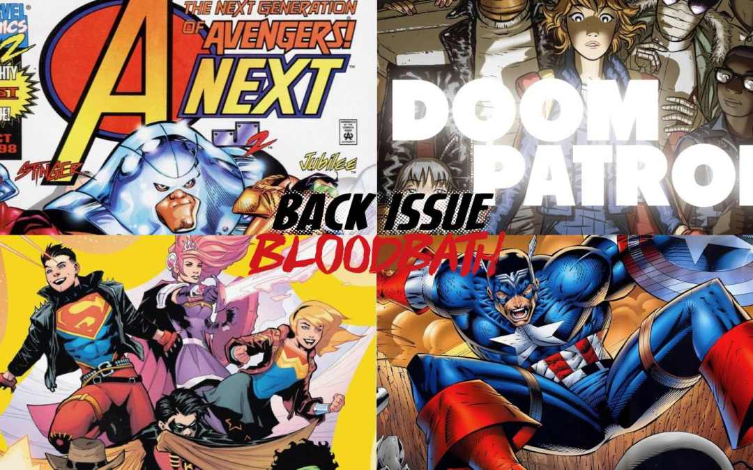 Back Issue Bloodbath Episode 178: Creator Curated Imprints