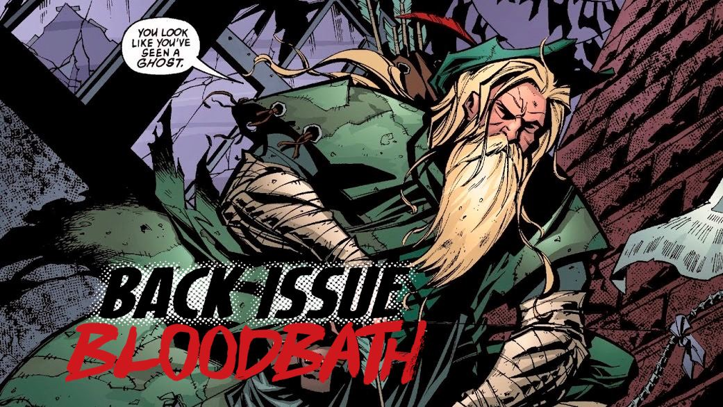 Back Issue Bloodbath Episode 189: Green Arrow by Kevin Smith