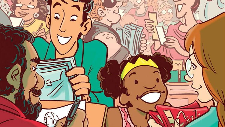 Andrew's Picks: Pros and (Comic) Cons!