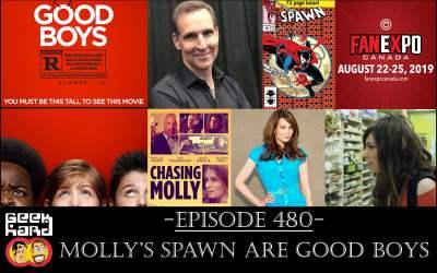 Geek Hard: Episode 480 – Molly's Spawn are Good Boys