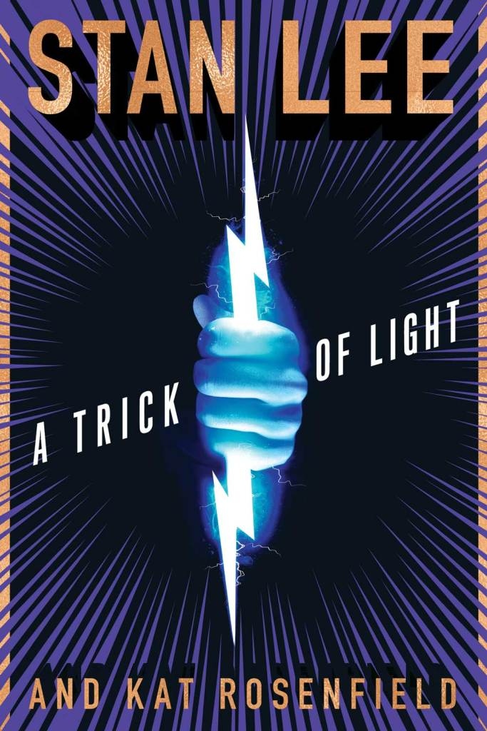 Book Review: A Trick of Light by Kat Rosenfield
