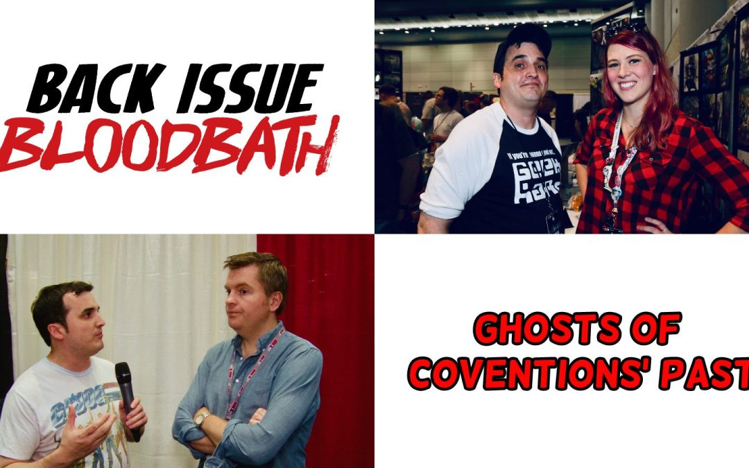 Back Issue Bloodbath Episode 234: Ghosts of Conventions' Past with Heather Antos and Charles Soule