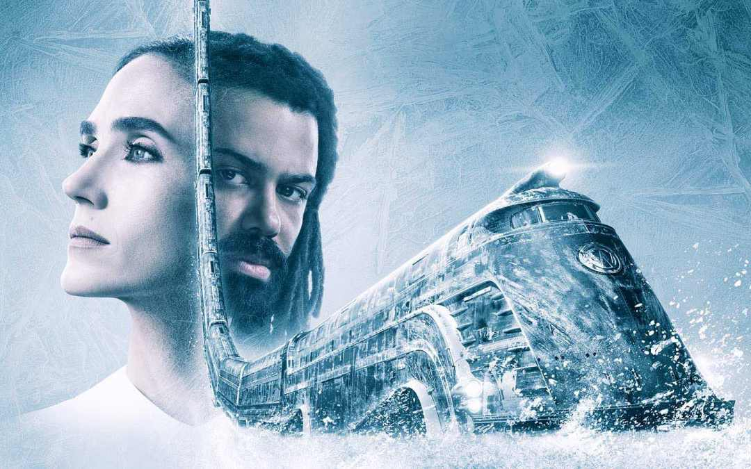 This Week's Episode of Geek Hard (05-15-2020): Snowpiercer gets Home in a Flash with Paul Amos and Natalie Sharp