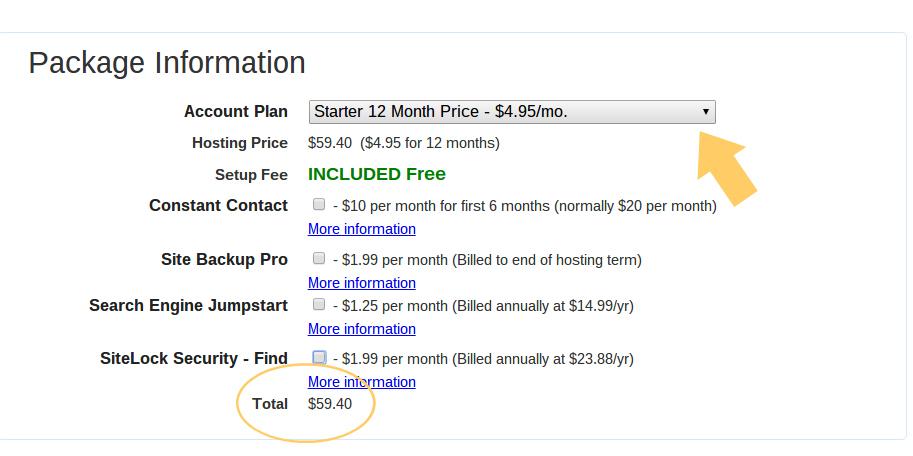 How to Blog Buy Hosting2