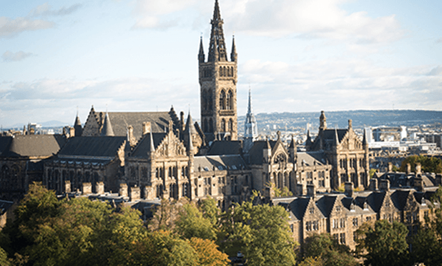 University of Glasgow: Advice for new students