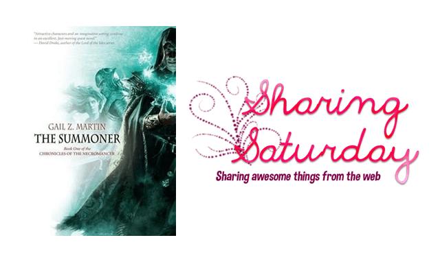Sharing Saturday: my favourite fantasy books