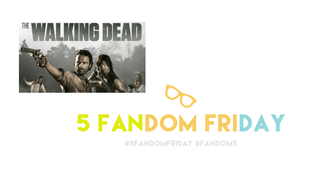 5 Fandom Friday - Fandoms I couldn't get into