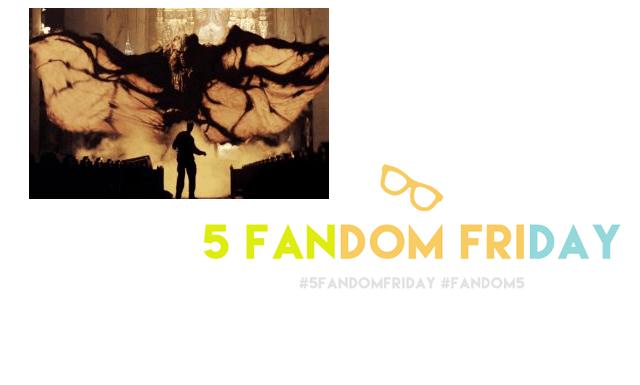 5 Fandom Friday - Halloween movies