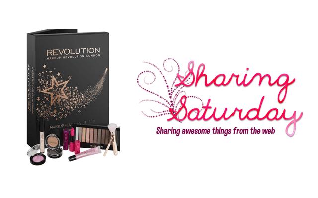 Sharing Saturday: Alternate Advent Calendars - Beauty