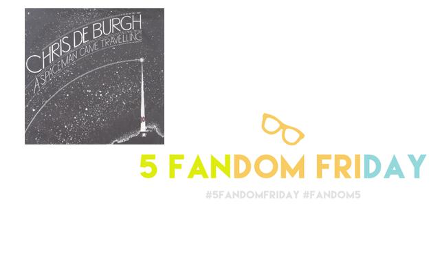 5 Fandom Friday - Holiday songs