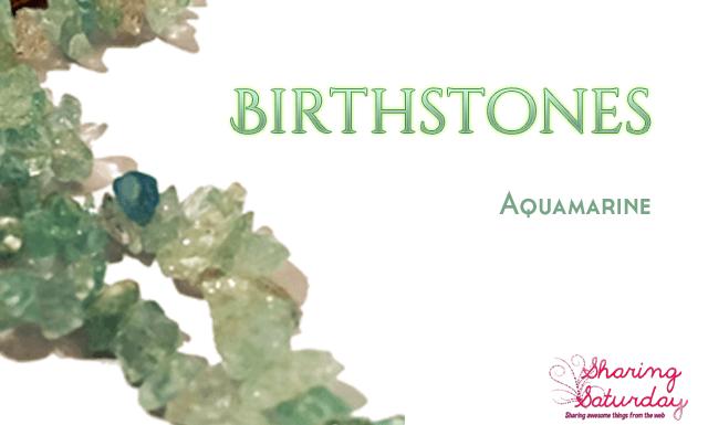 Birthstone Series - Aquamarine [March]