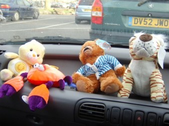 Alton Towers Trip - Our Winnings