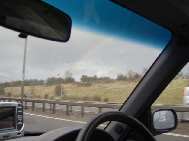 Alton Towers Trip - Rainbow