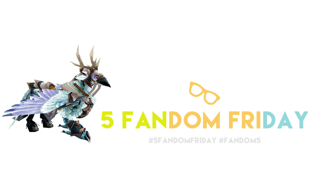 5 Creatures I want to adopt - 5 Fandom Friday