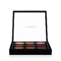 MAC Cosmetics eye shadow palette in 'Burgundy Times Nine'