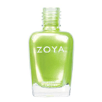 Zoya nail polish in Tangy