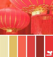 Colour Palette - Lanterns