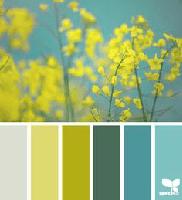 Spring Flora Colour Palette