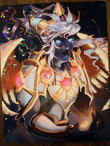 Gift of the Naaru Print