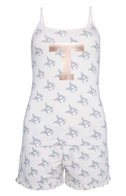 Disney Thumper Bambi Pyjama Set Primark