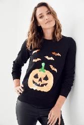 Pumpkin sweater from Next