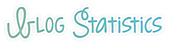 My Blog Statistics