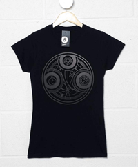 Doctor Who Inspired Timelord t-shirt from 8Ball.co.uk