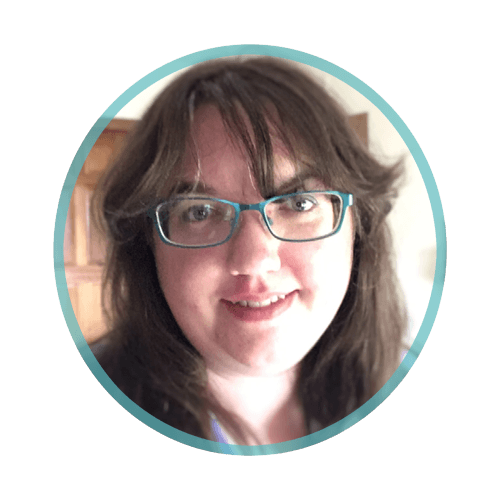 Heather profile photo, the blogger behind Just Geeking By