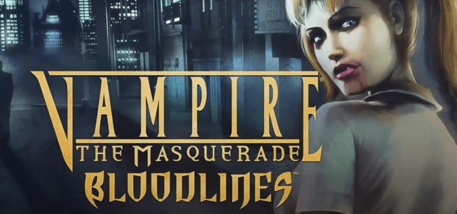 #LoveYourBacklog Week - Game which has spent the most time on the backlog: Vampire the Masquerade: Bloodlines