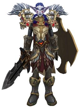 Bloodseeking Juggernaut [Warrior] #TransmogTuesday
