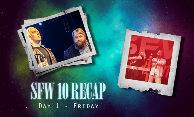 SciFi Weekender 10 (Part 1) Recap: Day 1 - Friday