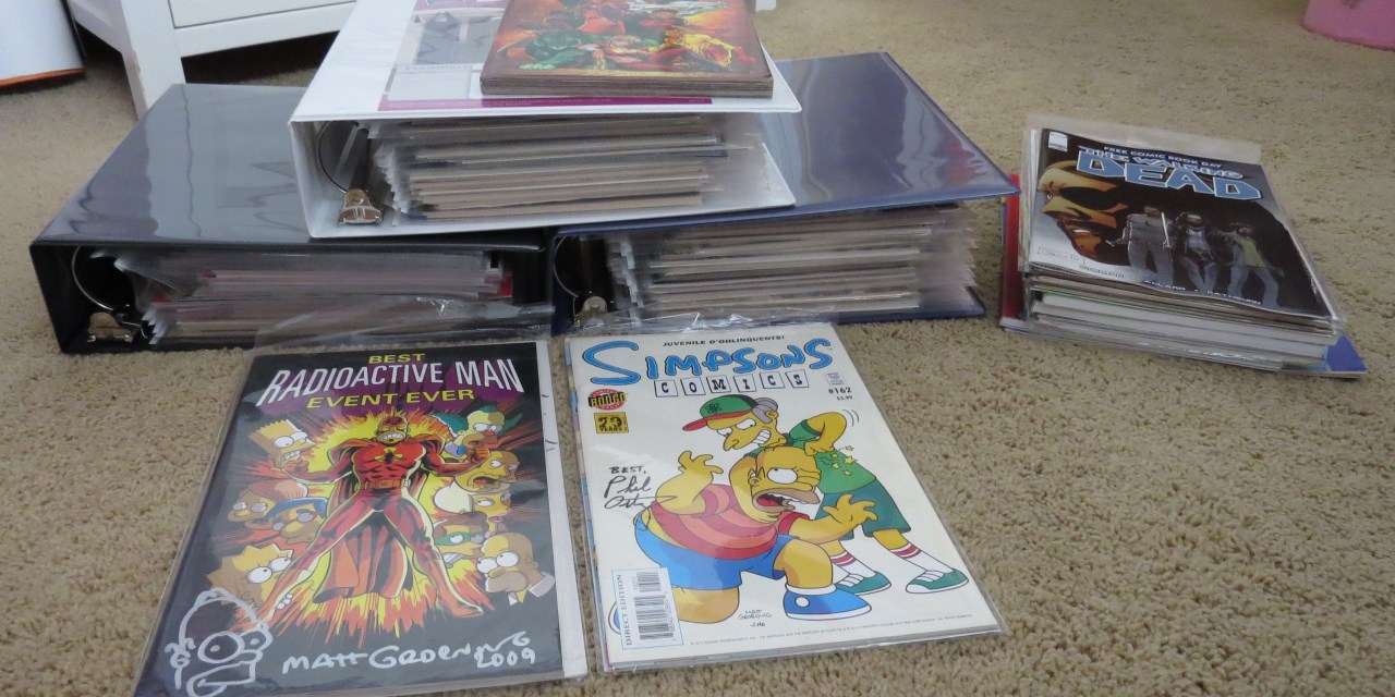 Starting Your Own Comic Collection
