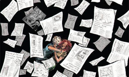 Dark Horse Comics Review – Mind MGMT Volume 2: The Futurist