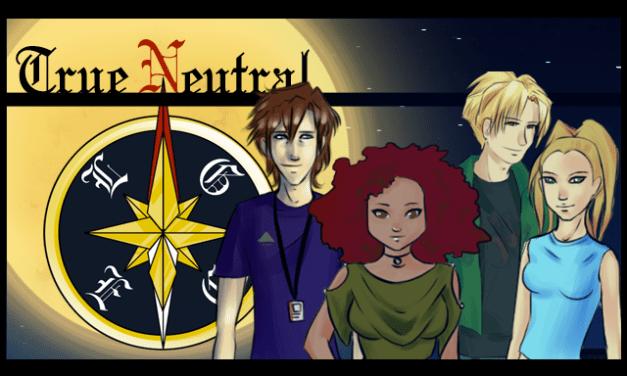 Kickstarter Spotlight: Webcomic: True Neutral