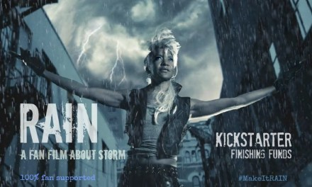 Kickstarter Spotlight: Help This Storm Fan Film Fly