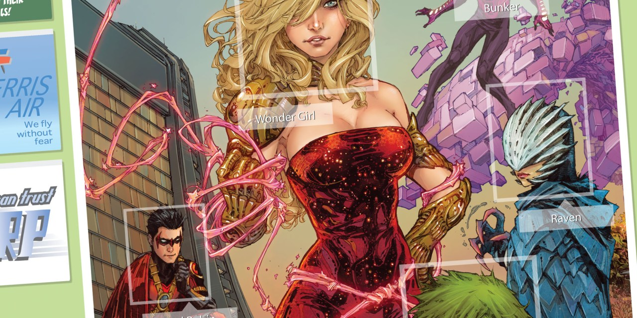 Review: DC's Teen Titans #1