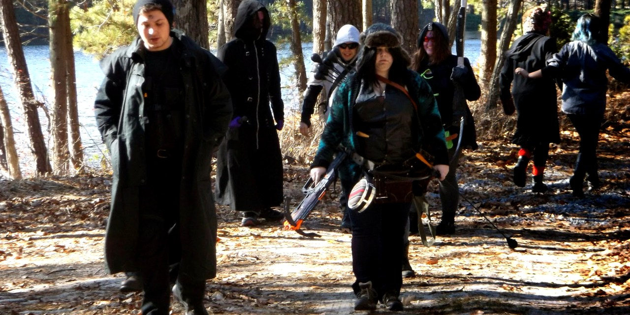Oblivion LARP at Dreamation 2015: Immersive and Futuristic