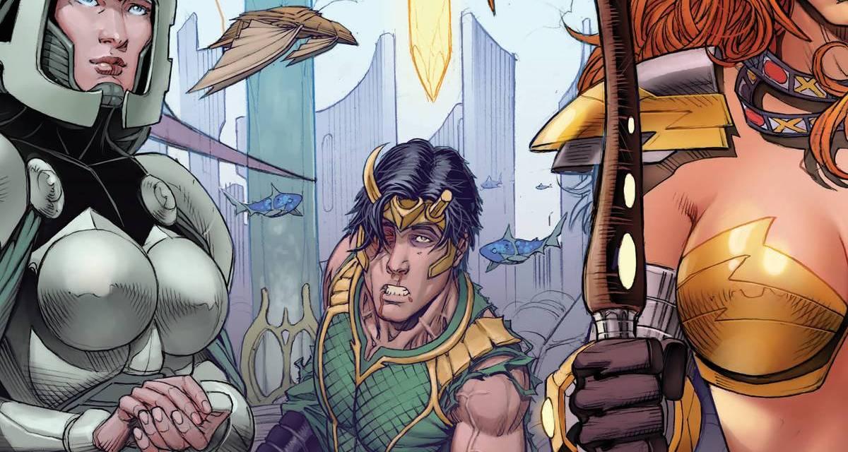 Review: Original Sin 5.1: Thor & Loki
