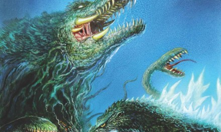 Review: Godzilla Cataclysm #2