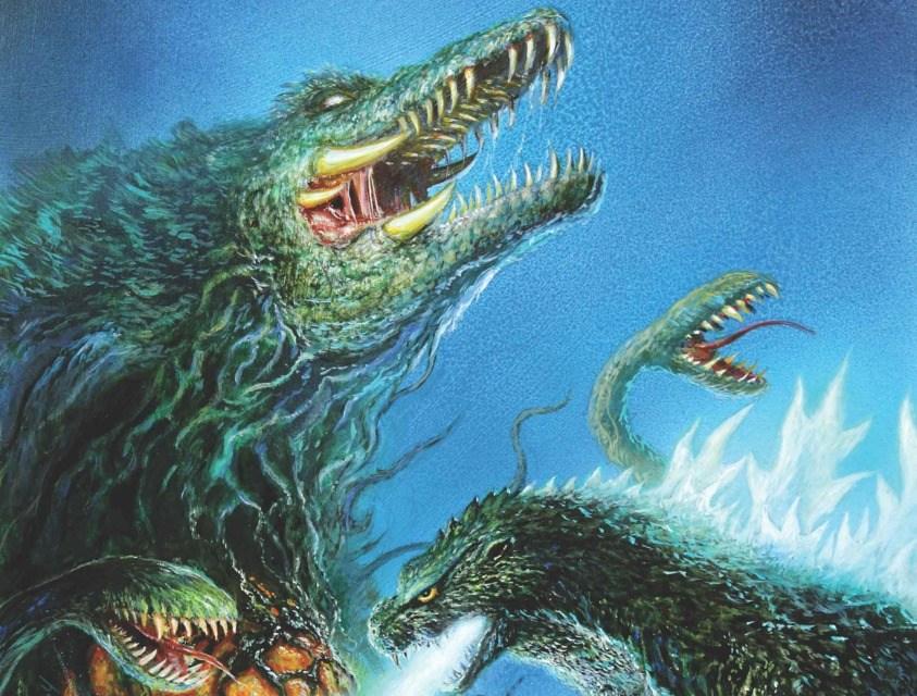 Review: Godzilla Cataclysm #2