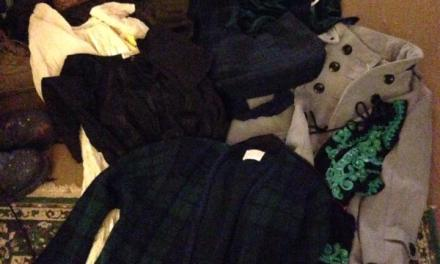 Affordable LARPing 101: My Goodwill Haul