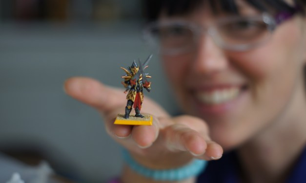Crowdfunding Heroics: The Story Behind Hero Forge Minis