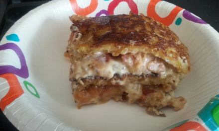 Geek Food: Breakfast Lasagna